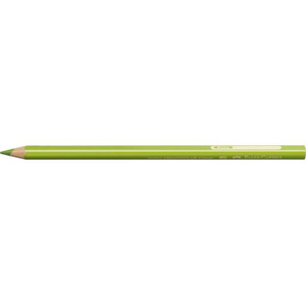 Creioane Colorate Jumbo + Ascutitoare 10 culori / cutie carton Faber-Castell 1