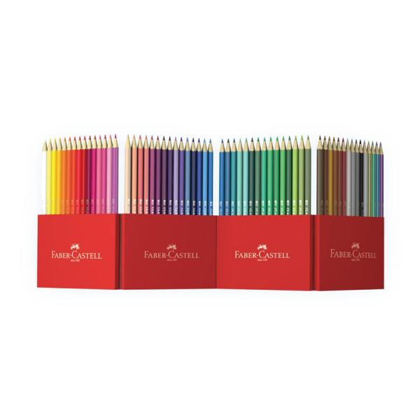 Creioane Colorate 60 Culori Editie Speciala Faber-Castell 1