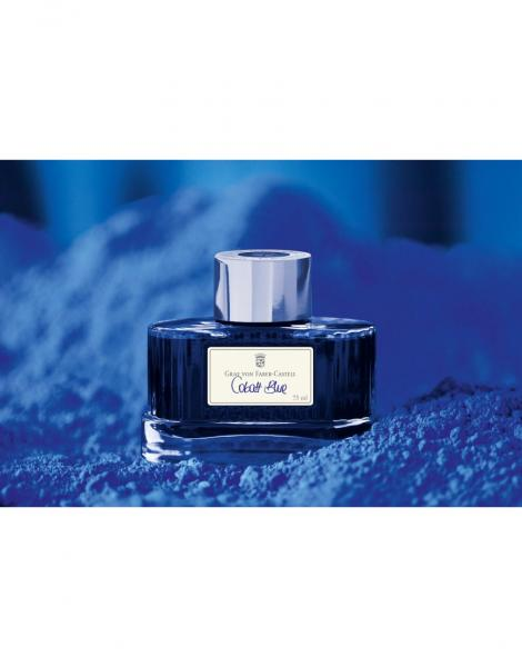 Calimara Cerneala Cobalt Blue 75 ml Graf von Faber-Castell 0