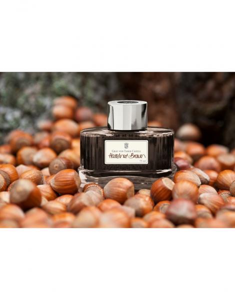 Calimara Cerneala Hazelnut Brown 75 ml Graf von Faber-Castell 0