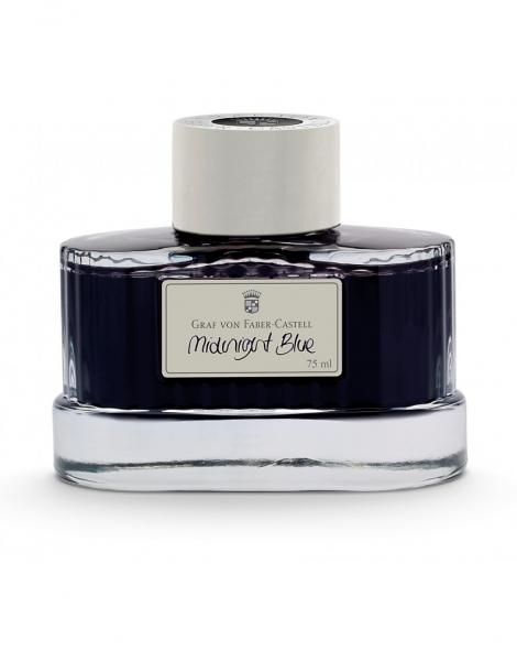 Calimara Cerneala Midnight Blue 75 ml Graf von Faber-Castell 1