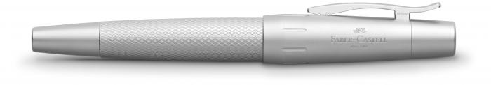 Stilou E-Motion Pure Silver Faber-Castell 1