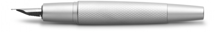 Stilou E-Motion Pure Silver Faber-Castell 2
