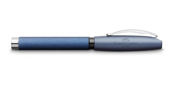 Stilou Essentio Aluminium Blue Faber-Castell 1