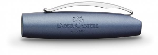 Stilou Essentio Aluminium Blue Faber-Castell 2