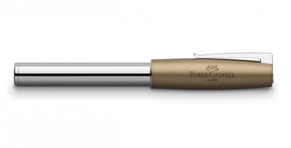 Stilou Loom Metalic Olive Faber-Castell 1