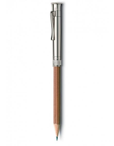 CREION PERFECT PENCIL PLATINA, LEMN MARO Graf Von Faber Castell 2
