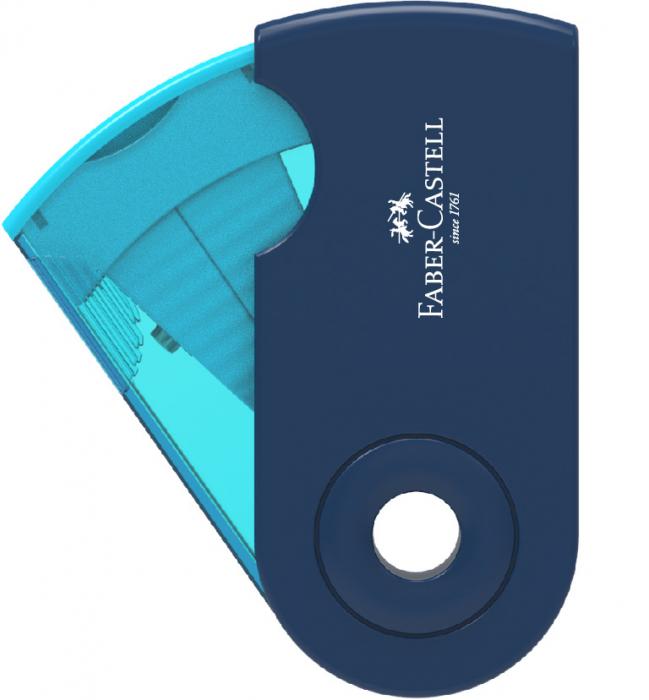 Ascutitoare Plastic Simpla Sleeve-Mini Trend 2019 Faber-Castell 2