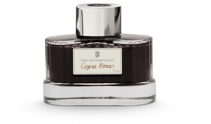 Calimara Cerneala Cognac 75 ml Graf von Faber-Castell 1