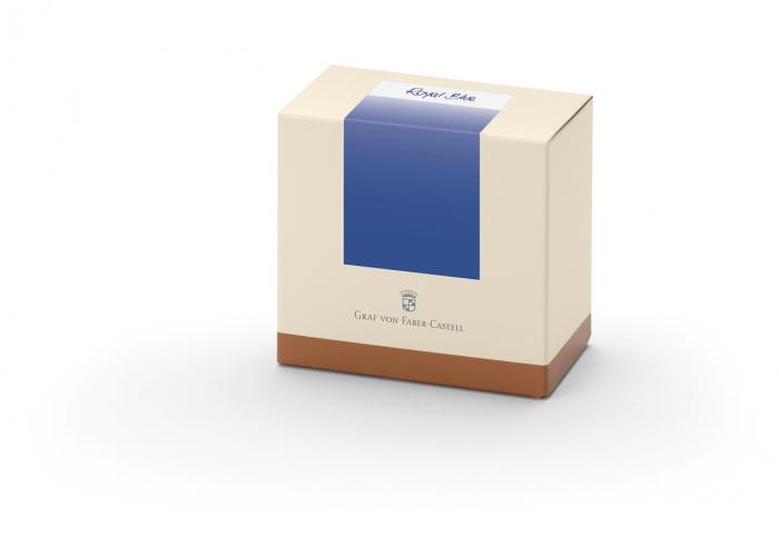 Calimara Cerneala Royal Blue 75 ml Graf von Faber-Castell 1