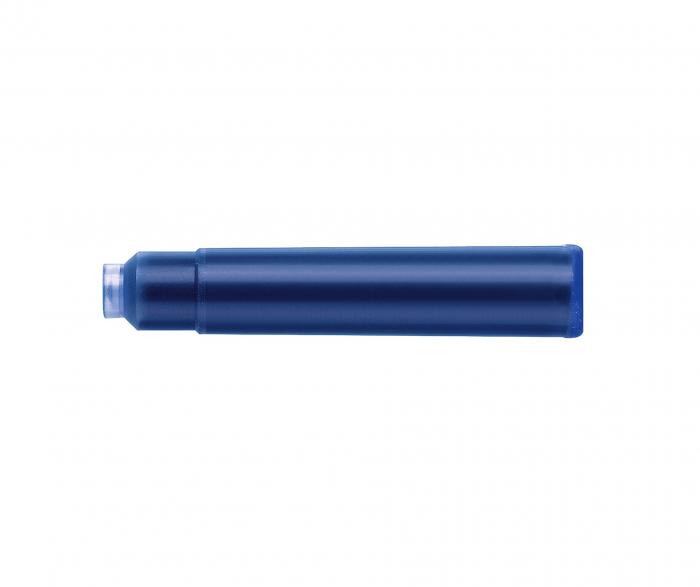 Cartuse Cerneala Mici Faber-Castell Albastru 6 buc/cutie 1