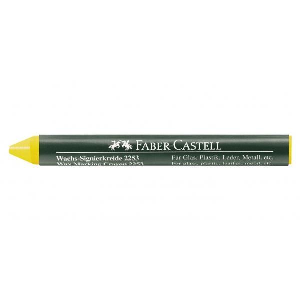 Creion cerat 2253 suprafete lucioase Faber-Castell 0