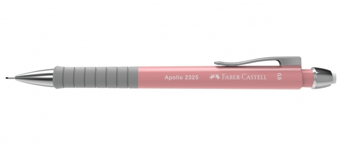 CREION MECANIC 0.5MM ROSE APOLLO FABER-CASTELL 1