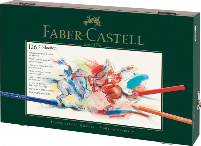 Cutie Lemn Art&Graphic 125 Buc Faber-Castell 5
