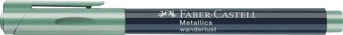 MARKER METALLICS VERDE FABER-CASTELL 1