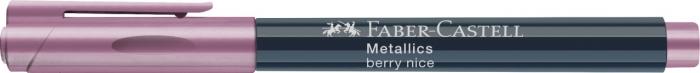 MARKER METALLICS ROZ BERRY FABER-CASTELL 1