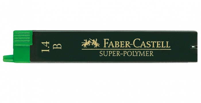 Mina Creion B 1.4 mm Super-Polymer Faber-Castell 1