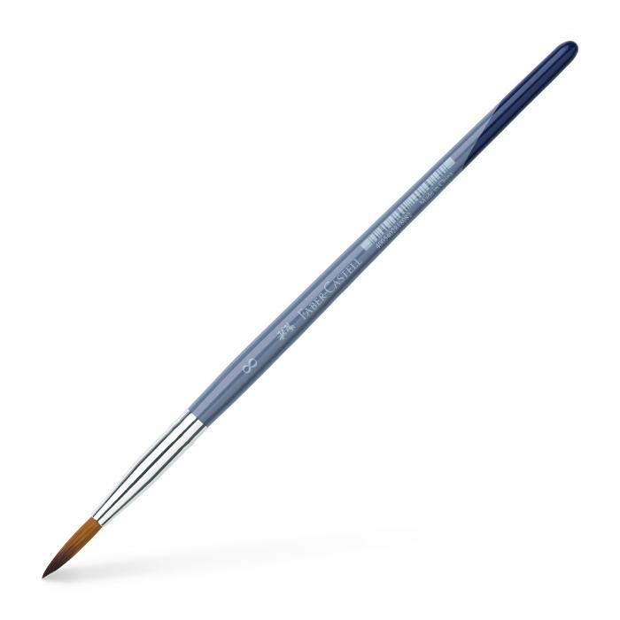 Pensula No 8 Varf Rotund Creative Studio Faber-Castell 0
