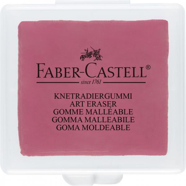 Radiera Arta Si Grafica diverse culori Faber-Castell 0
