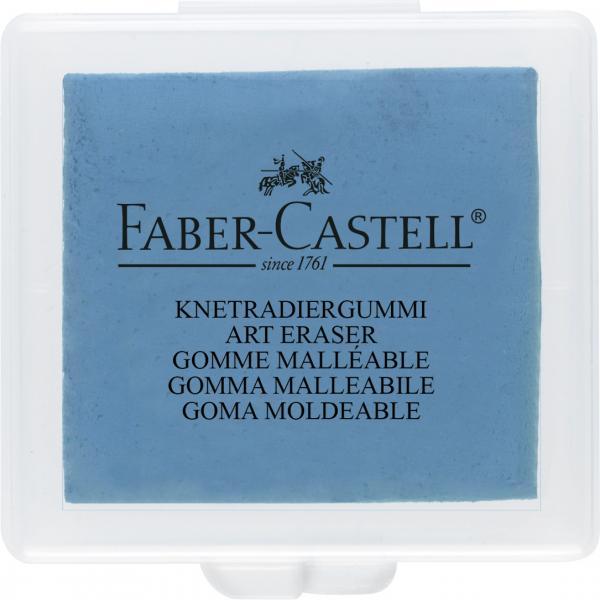 Radiera Arta Si Grafica diverse culori Faber-Castell 1