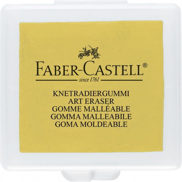 Radiera Arta Si Grafica diverse culori Faber-Castell 2