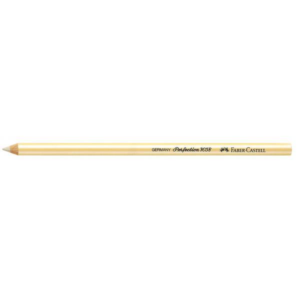 Radiera Creion Perfection radiera alba Faber-Castell 1