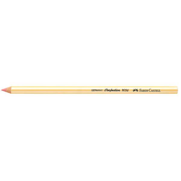 Radiera Creion Perfection radiera roz Faber-Castell 1