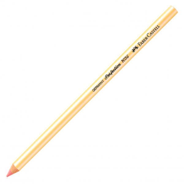 Radiera Creion Perfection radiera roz Faber-Castell 0