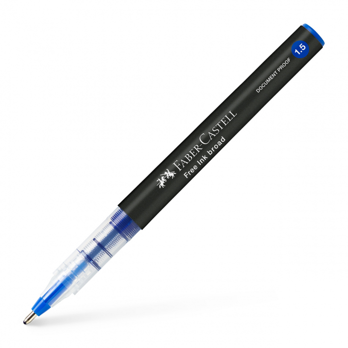 ROLLER FREE INK 1.5MM FABER-CASTELL (10 culori) 0