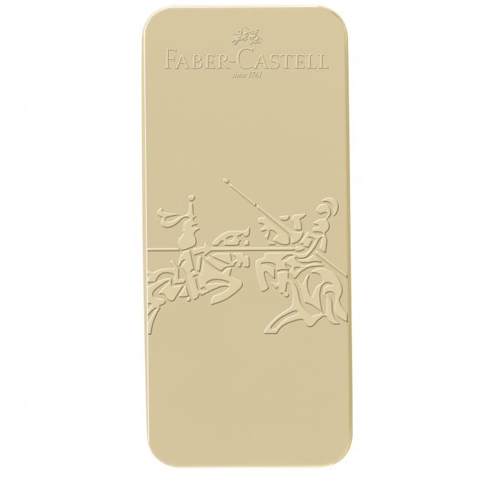 Set Stilou + Pix Grip 2011 Gold Faber-Castell 1