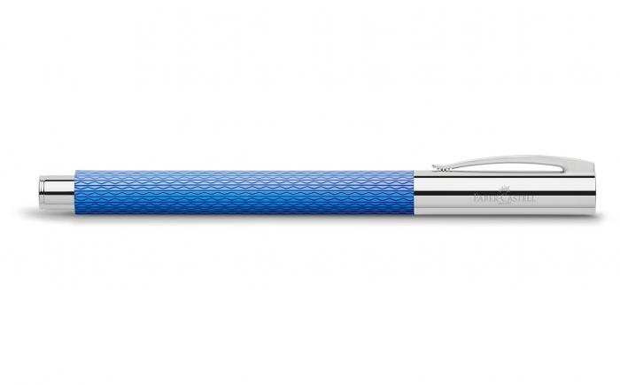 Stilou Ambition OpArt Blue Lagoon Faber-Castell 1