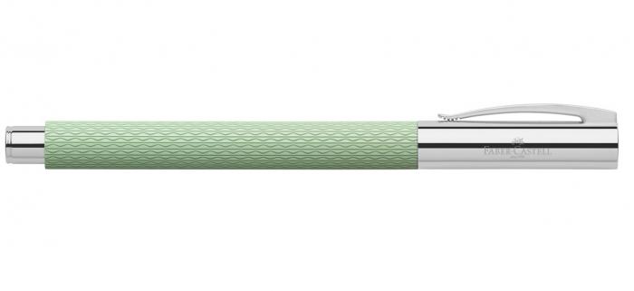Stilou Ambition OpArt Mint Green 2020 Faber-Castell 1