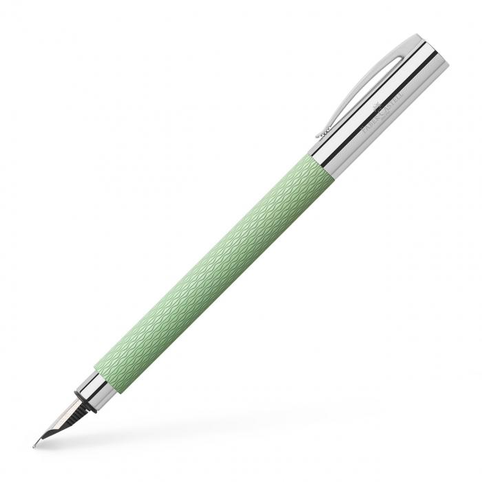 Stilou Ambition OpArt Mint Green 2020 Faber-Castell 0