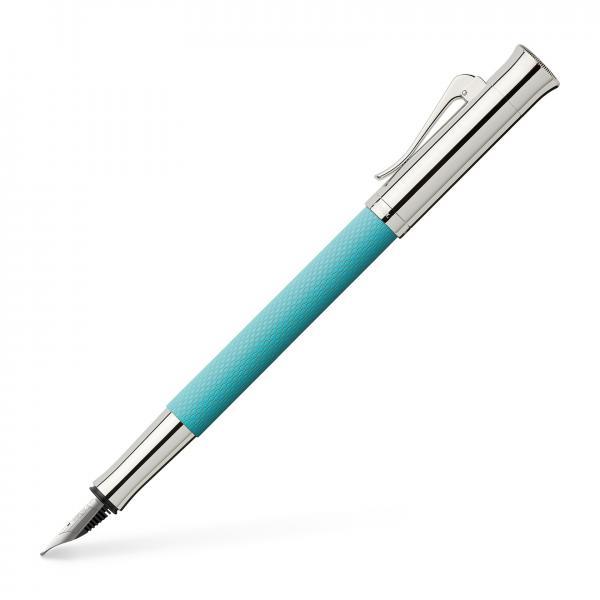 Stilou Guilloche Turquoise Graf Von Faber-Castell 0