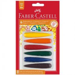 Creioane Cerate Degete Faber-Castell0