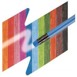 Creioane Colorate 12 Culori Cu Guma Eco Faber-Castell2