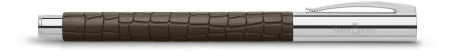 Roller Ambition 3D CROCO Maro Faber-Castell1