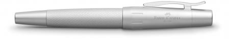 Stilou E-Motion Pure Silver Faber-Castell1