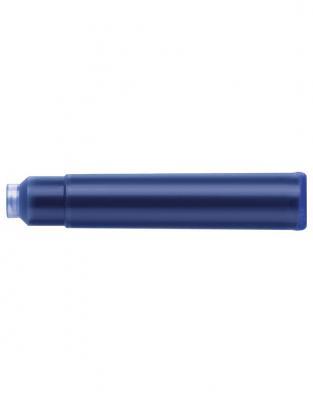 Cartuse Cerneala Mici Albastru 100 buc/borcan Faber-Castell1