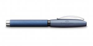 Stilou Essentio Aluminium Blue Faber-Castell1