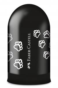 Ascutitoare Simpla cu Container Amprente Faber-Castell3