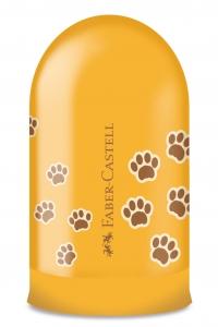 Ascutitoare Simpla cu Container Amprente Faber-Castell2