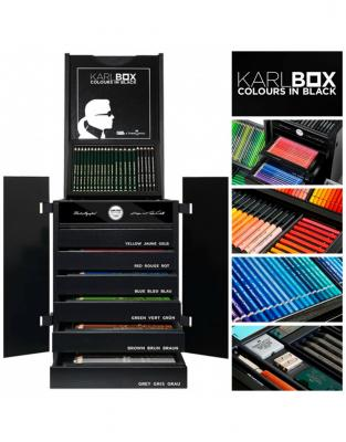 Art & Graphic KARL BOX Faber-Castell0