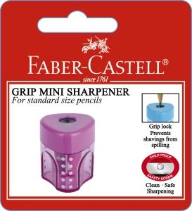 BLISTER 1 BUC ASCUTITOARE GRIP PASTEL FABER-CASTELL0