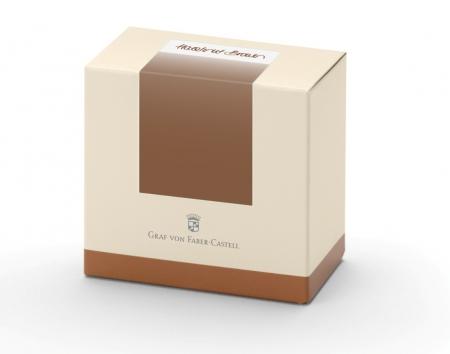 Calimara Cerneala Hazelnut Brown 75 ml Graf von Faber-Castell2