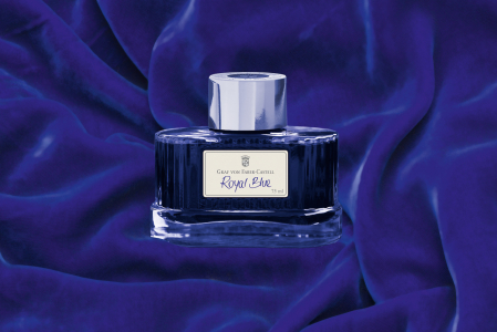 Calimara Cerneala Royal Blue 75 ml Graf von Faber-Castell0