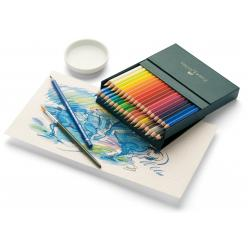 Creioane Colorate Acuarela 36 Culori Studio Durer Faber-Castell1