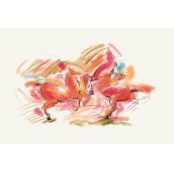 Creioane Pastel 60 Culori Polychromos Faber-Castell1