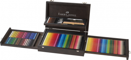 Cutie Lemn Art&Graphic 125 Buc Faber-Castell1