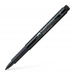 Pitt Artist Pen 1.5 mm Negru Faber-Castell0
